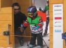 Start - alpsko smučanje